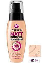 Dermacol Matt Control 18h Fond de Teint Mat 30 ml
