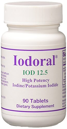 Iodoral 12.5 mg 90 Tablets