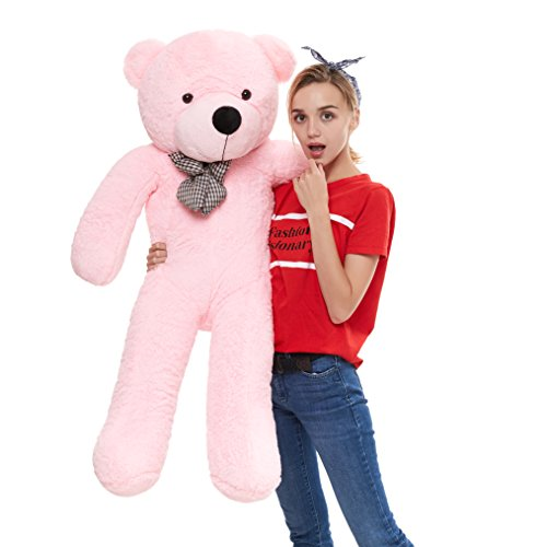 Giant Teddy Bear 47 inch Pink