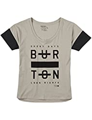 Burton Damen Never Sleep T-Shirt