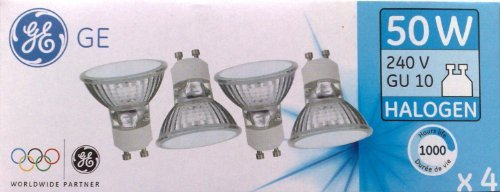 4-pack-ge-general-electric-50w-mr16-gu10-halogen-lamp-dimmable-reflector-g