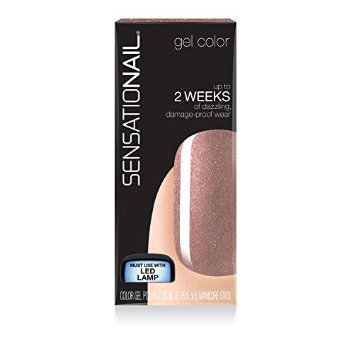 Esmalte Sensationail para uñas de gel
