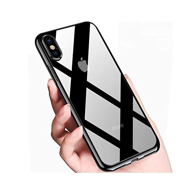 coque iphone xs transparente ubegood