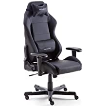 Robas Lund 62503SN6 - Silla de escritorio de oficina, color negro