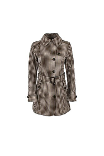 Trench Donna Woolrich Xl Beige Wwcps2331/mr40 Primavera Estate 2016