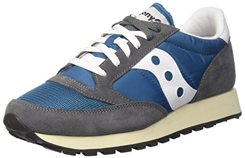 SAUCONY Men'S SHADOW 5000 Vintage Cross Scarpe da ginnastica Blu