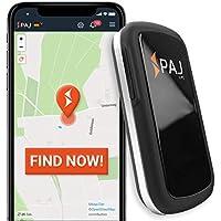 PAJ GPS Allround Finder Localizador GPS - Rastreador en Tiempo Real para Personas, Coches y más- 20 días de duración de batería, suscripción requerida
