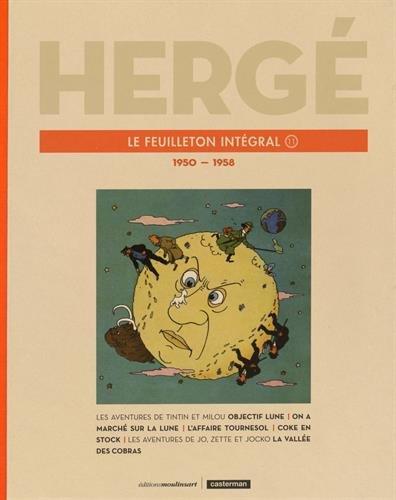 Herg, le feuilleton intgral : Volume 11, 1950-1958