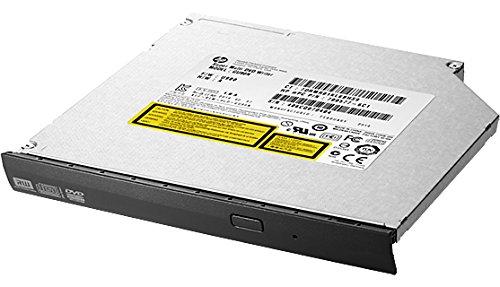 HP 2013 Erweiterungsschacht, DVD-Träger und -Laufwerk - Optische Laufwerke (DVD-Träger und -Laufwerk, Schwarz, Grau, Notebook, DVD Super Multi DL, SATA, CD,DVD, HP ZBook 15 HP ZBook 17)