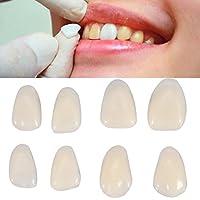 70pcs Dentales diente temporal Corona tipo dientes carillas anteriores para temporal corona
