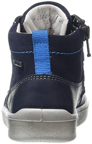 Superfit Bart, Baskets Basses Garçon Bleu - Bleu océan (81)