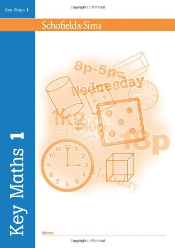 Key Maths Book 1 (of 5): Early Years/ Key Stage 1
