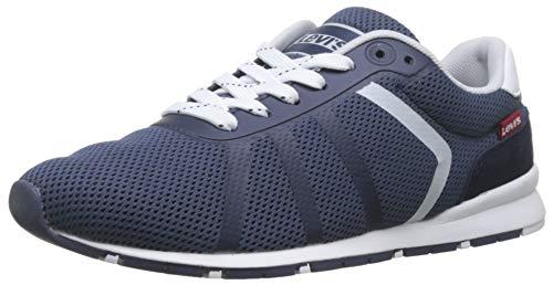 Levi's Almayer Lite, Zapatillas para Hombre, Azul Navy Blue 17, 42 EU