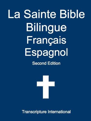 La Sainte Bible Bilingue Franais Espagnol