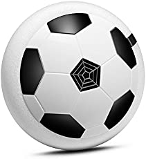 INFInxt Magic Hover Soccer Football Indoor Game (White)