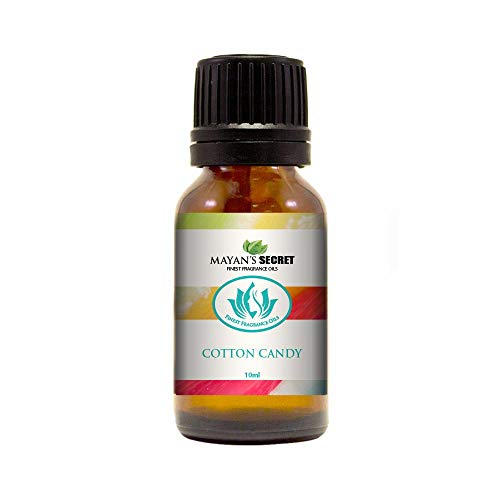 Mayan's Secret- Cotton Candy - Premium Grade Fragrance Oil (10ml)