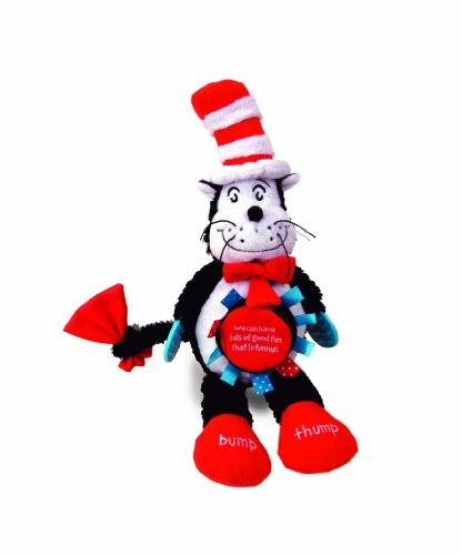 Manhattan Toy Dr Seuss - Cat in the Hat - Jouet d'Activité