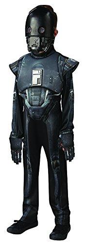 (Rubie's 3630510 - K-2SO Droid Deluxe - Child Larger Size, Verkleiden und Kostüme, XXXL)