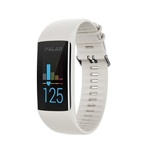 Polar A370 Fitness Tracker With 247 Wrist Based HR