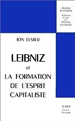 Leibniz et la formation de l'esprit capitaliste