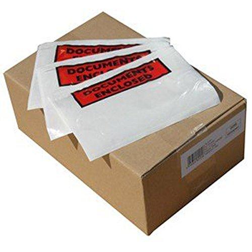 1000 x A7 documento impreso carteras cerradas - de calidad en el RU manufacturadas resbalones