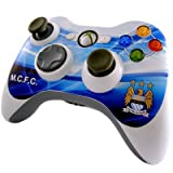 Best Father's Day Gifts For The Sporting Dads - Official Manchester City FC Xbox 360 Controller Skin Review