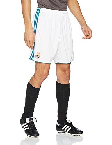 adidas Real Madrid Short Home 2017/2018 Herren S - 46 (Fußball-shorts-herren-real Madrid)