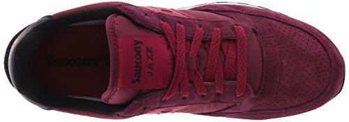 Saucony Originals Jazz O Heel, Chaussures Homme Bordeaux / Noir