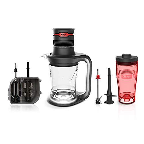 Ninja Ultra Prep 3-in-1 Compact Food & Drink Blender, 700 Watts (12 Pieces Set)