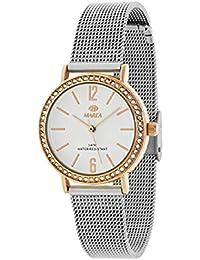 53b57e82e761 Marea B41184 8 Reloj de Mujer Cuarzo Metal Malla Milanesa Circonitas Tamaño  32 mm