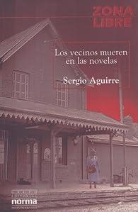 Los vecinos mueren en las novelas par S. Aguirre