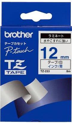 Brother TZ233 Schriftbandkassette 12mm8m