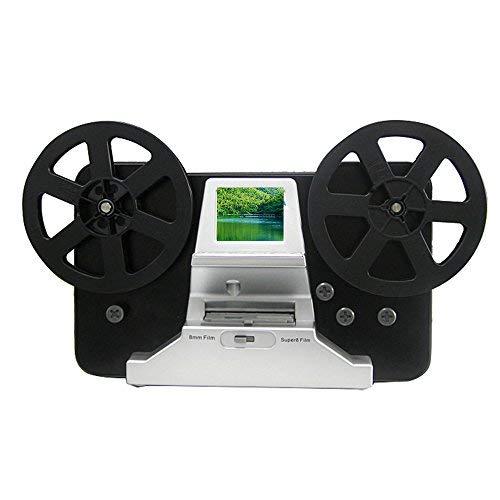Scanner de film Winait 8mm & Super 8, ancien convertisseur de film numérique