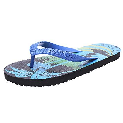SANFASHION Unisex Hausschuhe Clogs Sandalen Atmungsaktiv Pantoletten Sommer Slippers AntiRutsch Gartenschuhe Badeschuhe Strandschuhe Schuhe