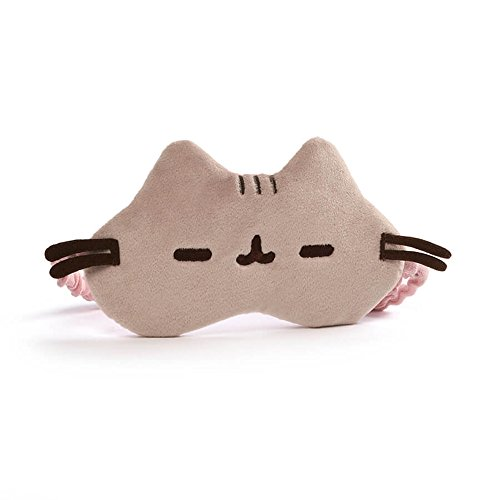 Pusheen the Cat Plush Sleep Mask