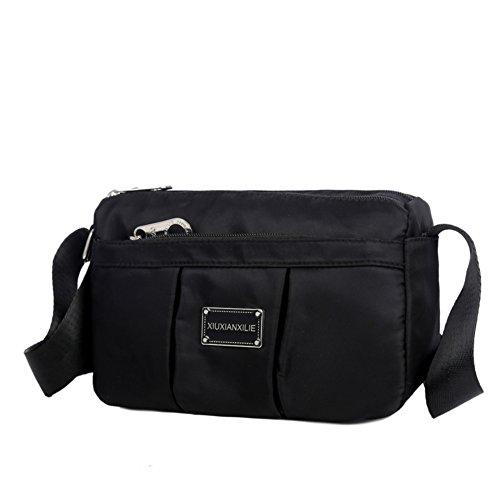 One-spalla diagonale mini pacchetto/Panno di Oxford casual/Panno di nylon-B B