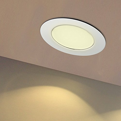 Trango Faretto LED a incasso, 12 volt AC / DC, dimmerabile, per ...