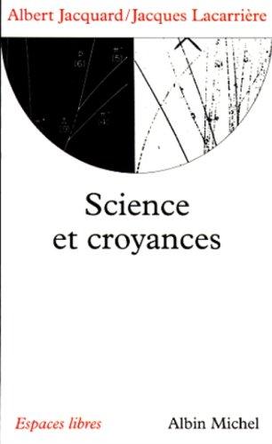 Science et croyances