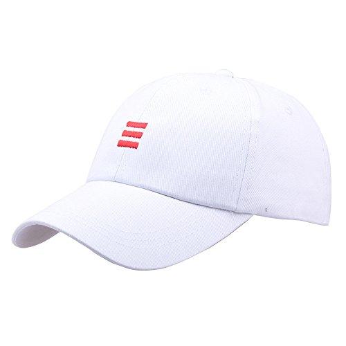 Zottom Unisex Hüte Hip-Hop verstellbare Baseballmütze WH -