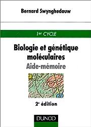 Aide-mémoire de biologie et génétique moléculaires