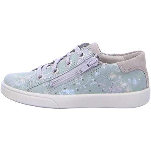 Superfit Marley Mädchen Sneakers AGAVE KOMBI