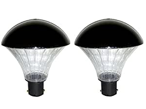 Micron WaterProof Gatelight Unbreakable Black Colour-Pack of 2