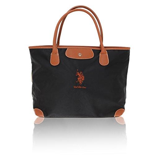 U.S.Polo Assn. Damenhandtasche - 38-49x33x15 cm