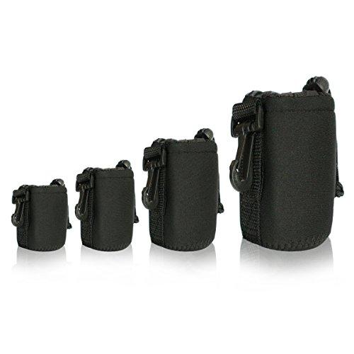 KurtzyTM Objektiv Schutz DSLR Hüllen Neopren Wasserfest Kamera Fotoapparat-Canon, Nixon, Sony