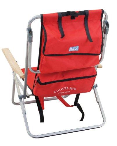 Rio Marken Gear 5Position Stahl Rucksack Stuhl mit Kühler (Stuhl Rio Rucksack)