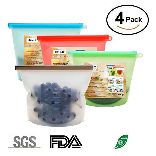 DeHub -Bolsas para Alimentos reciclables