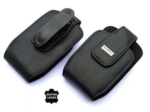Ledertasche Tasche Etui Hülle Original BlackBerry 9520 Storm II 2 | 8700g | 8707v | 8800 | 8820 | Bold 9000 | Bold 9650 | Bold 9700 | Curve 3G 9300 | Curve 8520 | Curve 8900 | Storm 9500 -