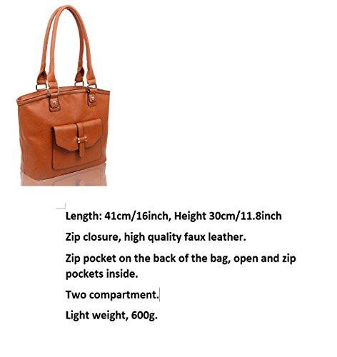 LeahWard Frauen weiche leichte Schulter Handtaschen Qualität Faux Leder Handtaschen für Frauen Für die Schule CW14106 (Burgund Schultertasche) Rot Fronttasche Umhängetasche