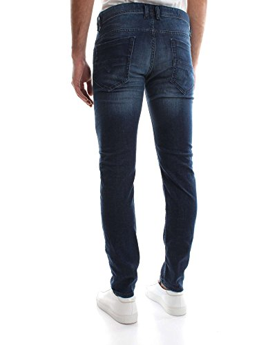 Diesel Herren Slim Jeans Thommer DENIM MEDIUM BLUE