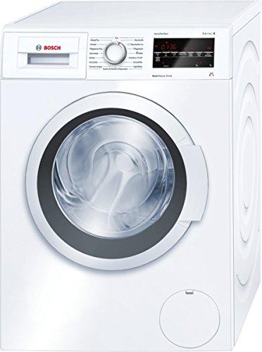 Bosch WAT28410 Serie 6 Waschmaschine FL/A+++/122 kWh/Jahr/1397 UpM/7 kg/weiß/ActiveWater Plus